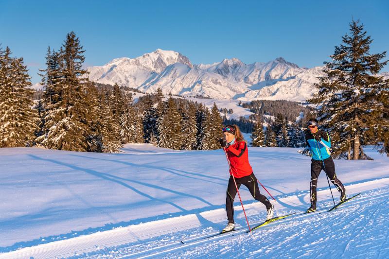 Ski de fond classique