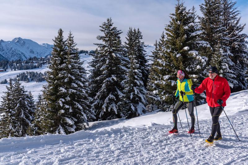 Itinéraires Marche - Trail